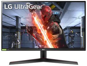 """Монитор LG UltraGear [27GN800-B] 27"""" черный"""