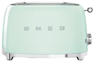 Тостер SMEG TSF01PGEU мятный