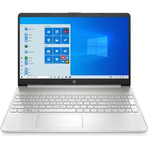 Ноутбук HP 15s-fq2052ur (3B2V0EA) серебристый