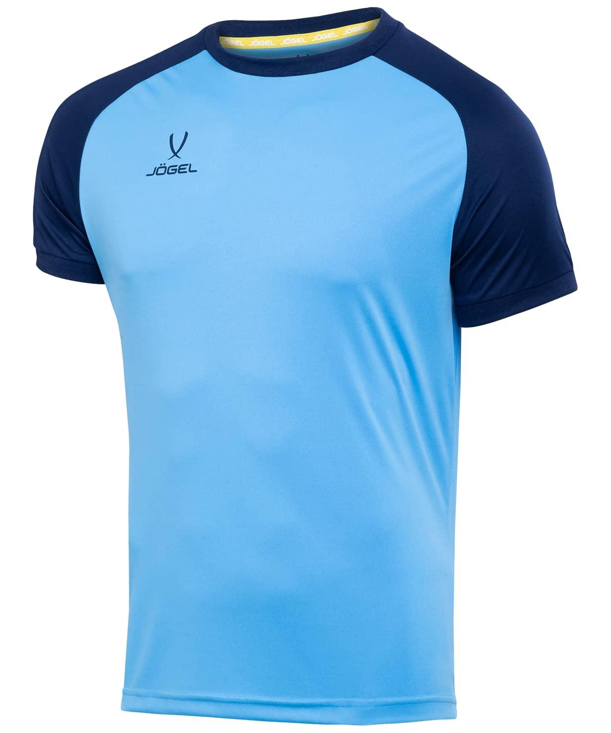 Футболка игровая CAMP Reglan Jersey JFT-1021-061-K, синий/темно-синий, детская