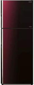 Холодильник Hitachi R-VG 472 PU8 XRZ красный