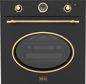 Духовой шкаф Korting OKB 461 CRGN черный