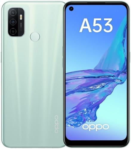 Смартфон OPPO A53 64 Гб зеленый
