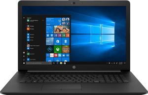 Ноутбук HP 17-ca2037ur (22T76EA) черный