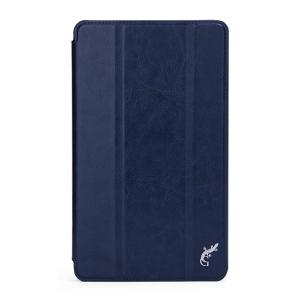 Чехол G-Case Slim Premium для Samsung Galaxy Tab A 8.0 (2019) SM-T290 / SM-T295, темно-синий