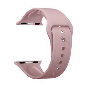Ремешок Deppa Band Silicone для Apple Watch 42/44mm (Pink)