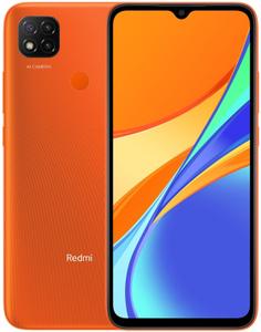 Смартфон Xiaomi Redmi 9C 64 Гб оранжевый