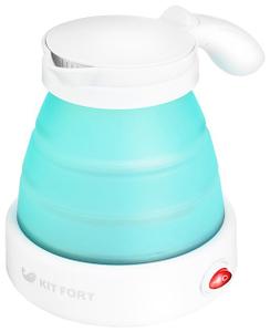 Чайник электрический Kitfort КТ-667-2 голубой