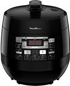 Мультиварка-скороварка Moulinex CE 430832 черный