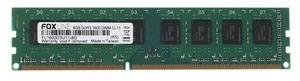 Оперативная память Foxline [FL1600D3U11-8G] 8 Гб DDR3