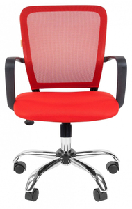 Кресло офисное Chairman 698 красный