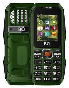 Сотовый телефон BQ 1842 Tank Mini зеленый