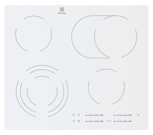 Электрическая варочная поверхность Electrolux EHF 96547 SW белый