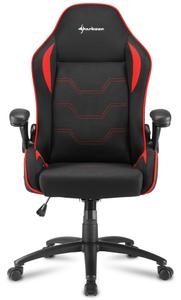 Кресло игровое Sharkoon Elbrus 1 красный