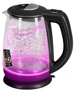 Чайник электрический Redmond черный