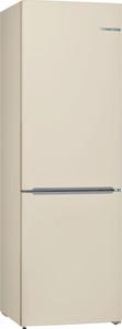 Холодильник Bosch KGV36XK2AR бежевый