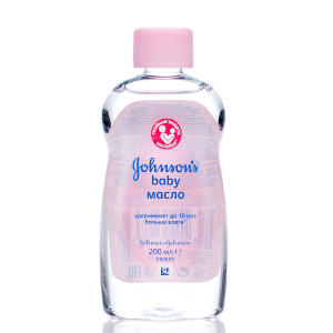 Масло детское 200мл  Johnson's baby