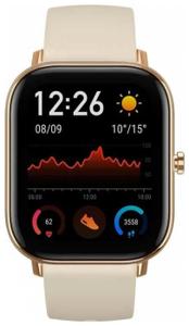 Смарт-часы Amazfit GTS золотой