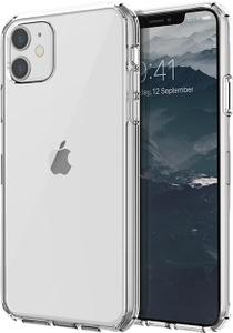 Чехол накладка Uniq для Apple iPhone 11 прозрачный