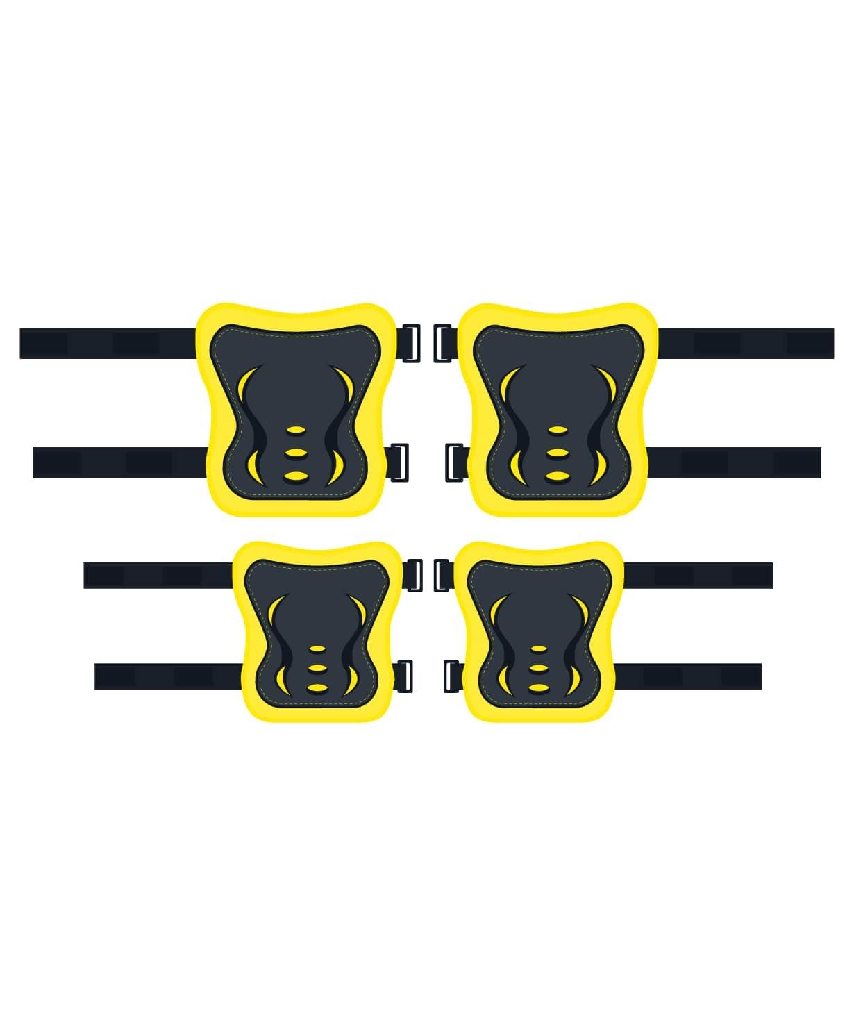 Комплект защиты Jump Yellow