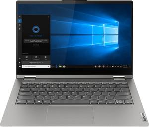Ноутбук-трансформер Lenovo Thinkbook 14s Yoga ITL (20WE0002RU) серый