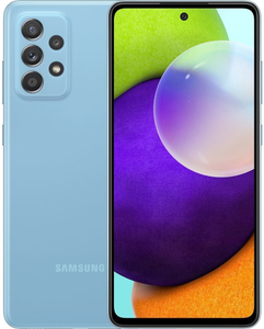 Смартфон Samsung Galaxy A52 128 Гб голубой