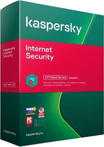 Антивирус Kaspersky Internet Security на 5 на 1 год