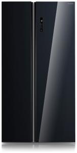 Холодильник Бирюса SBS 587 BG черный