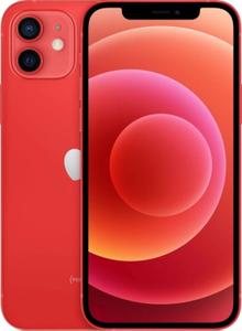 Смартфон Apple iPhone 12 MGJJ3RU/A 256 Гб красный