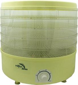 Сушилка для овощей Ротор Дива СШ 007-10 прозрачная