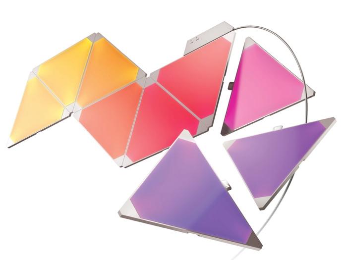 Умная система освещения Nanoleaf Light Panels (9 панелей)