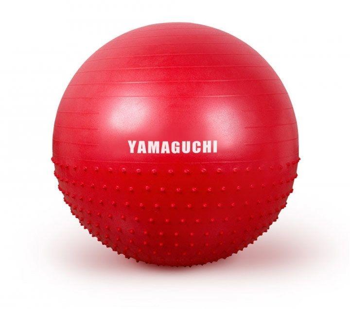Мяч для фитнеса Yamaguchi FIT Ball (красный)