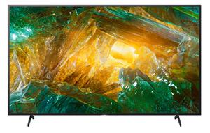 """Телевизор Sony KD65XH8096BR2 65"""" (165 см) черный"""