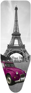Чехол д/гл.доски Paris 140х55см из хлопка