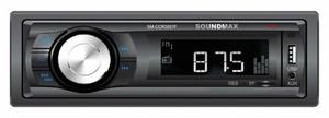 Автомагнитола Soundmax SM-CCR3057F