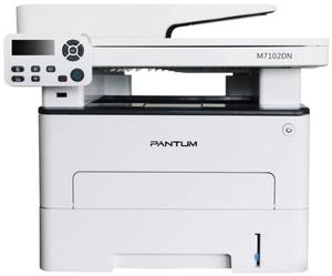 МФУ лазерный PANTUM M7102DN