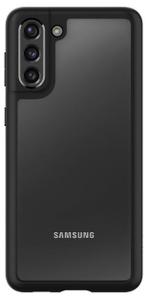 Чехол - накладка Spigen Ultra Hybrid, black - Galaxy S21