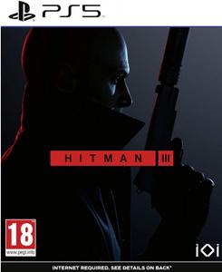 Игра на PS5 HITMAN 3 [PS5, русская документация]