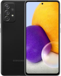 Смартфон Samsung Galaxy A72 256 Гб черный
