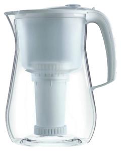 Кувшин для воды Аквафор Прованс белый 4,2 л /календарь замены фильтра