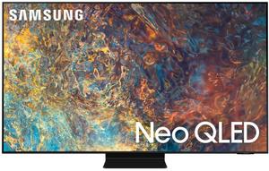 """Телевизор Samsung QE55QN90AAUXRU 55"""" (138 см) черный"""