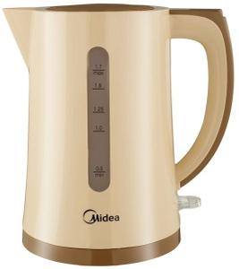 Чайник электрический Midea MK-8091 бежевый