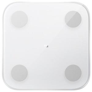 Весы напольные Xiaomi Mi Body Composition Scale 2 [NUN4048GL] белый