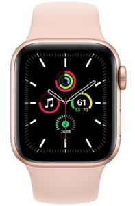 Смарт-часы Apple Watch SE 44mm розовый