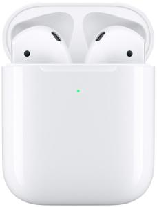 Беспроводные TWS-наушники Apple AirPods 2 белый