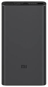 Портативное ЗУ Xiaomi Mi Power Bank 3nd 10000 mAh черный