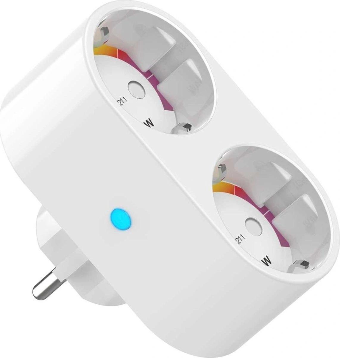 Розетка электрическая Gosund Умная розетка Gosund Smart plug SP211,  белый