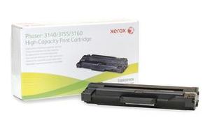 Тонер Картридж Xerox 108R00909 черный для Xerox Ph 3140/3155/3160 (2500стр.)