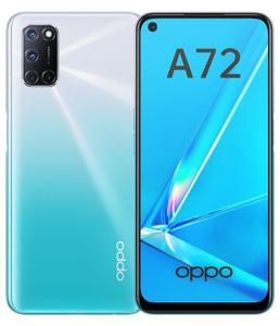 Смартфон OPPO A72 128 Гб белый