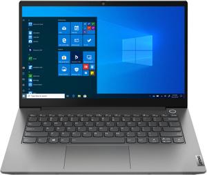 Ноутбук Lenovo Thinkbook 14 G2 ITL (20VD0009RU) серый